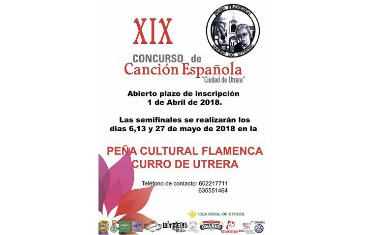 El concurso de canción española calienta motores para su decimonovena edición