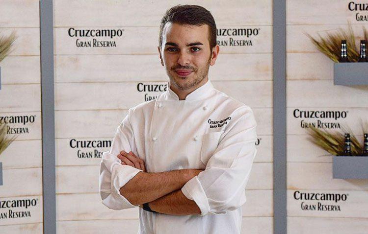 El utrerano Daniel León disputará la final del premio internacional de cocina con aceite de oliva