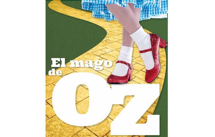 La compañía de teatro de Apdis pone en escena la obra «El Mago de Oz»