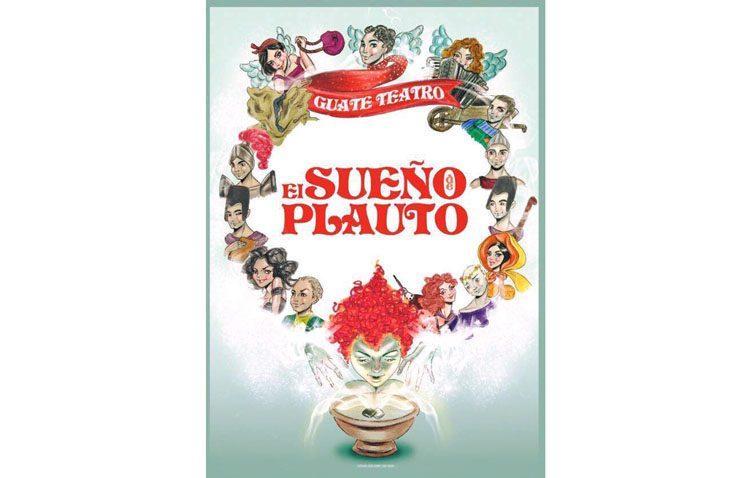 Guate Teatro vuelve a la escena con «El sueño de Plauto»