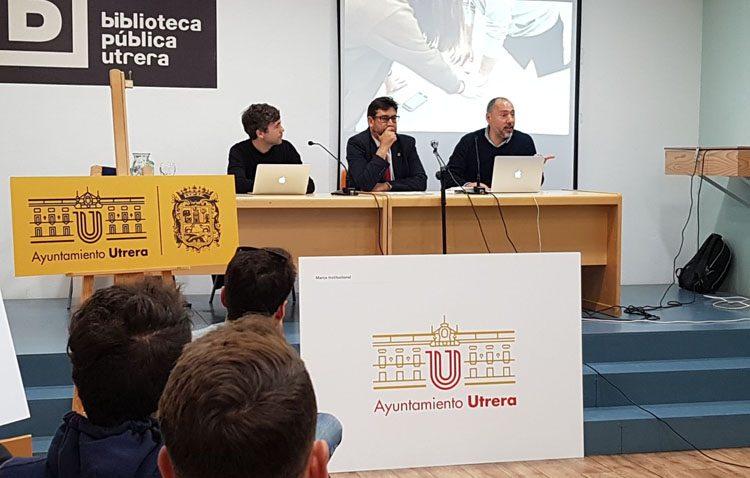 El Ayuntamiento de Utrera presenta su nueva imagen corporativa