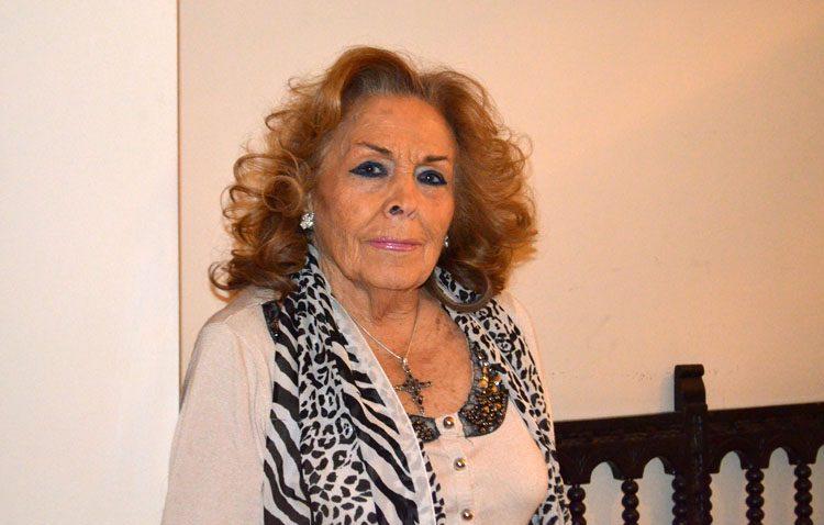 Pepita Cansino: «El día de mi boda había tanta gente que pusieron dos municipales en mi puerta»