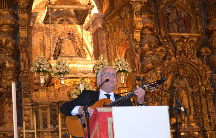Música hecha rezo para cantar las Glorias de María (AUDIO E IMÁGENES)