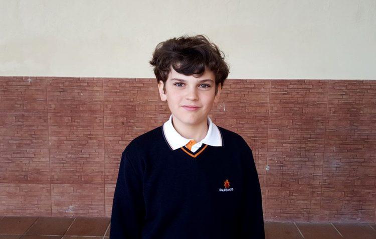 Un alumno de los Salesianos de Utrera, protagonista de un evento de creación y desarrollo empresarial de ideas
