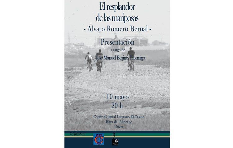 El palaciego Álvaro Romero presenta en Utrera su nuevo libro