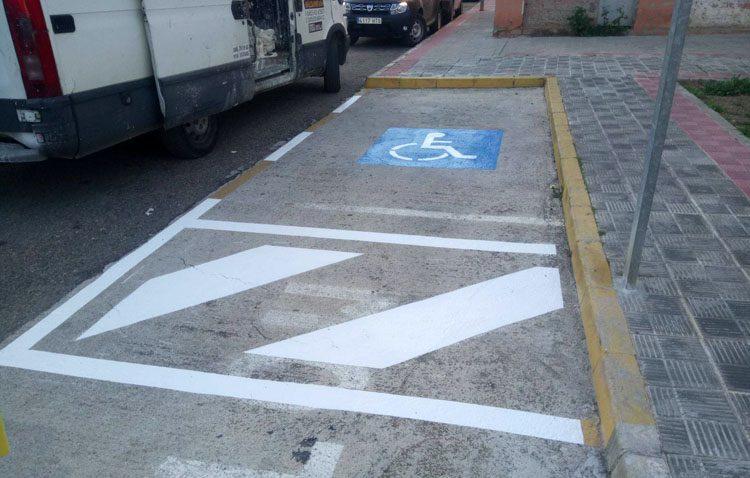 «Ponte en mi lugar», una campaña de concienciación sobre el uso de las plazas de aparcamiento para personas con discapacidad