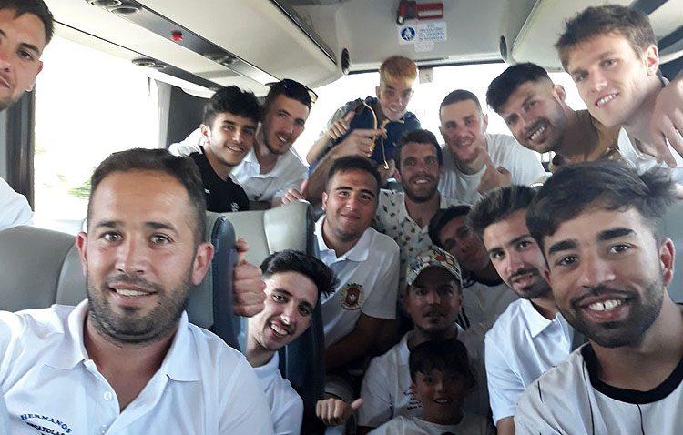 El Club Deportivo El Tinte consigue el ascenso a Segunda Andaluza como líder de la categoría