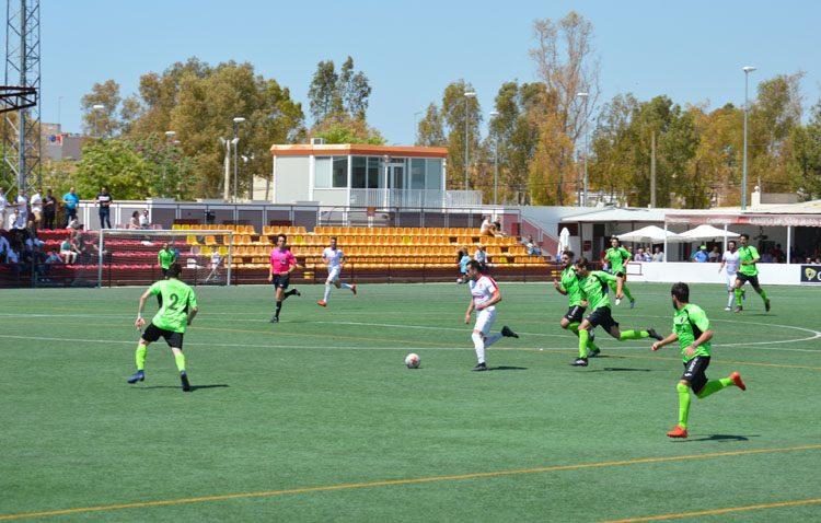 C.D. UTRERA 1 – 2 ATLÉTICO ESPELEÑO: Las derrotas del resto de equipos salvan al Utrera del descenso