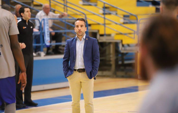 El utrerano Eloy Ramírez disputará el último y definitivo encuentro para ascender a la ACB