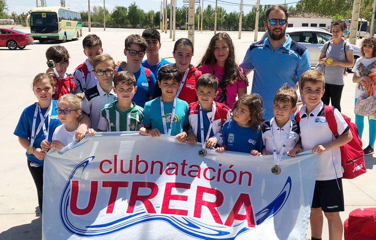 La Escuela de Natación disputa la gran final del circuito de Diputación