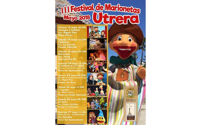 El Festival de Marionetas descorre el telón de su tercera edición