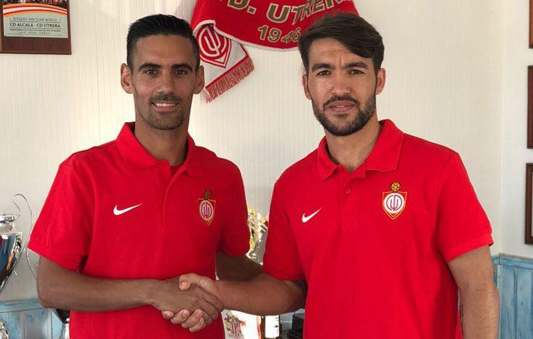 El Club Deportivo Utrera ficha a «Burrita», y renueva a Juanjo, Titi y Domingo