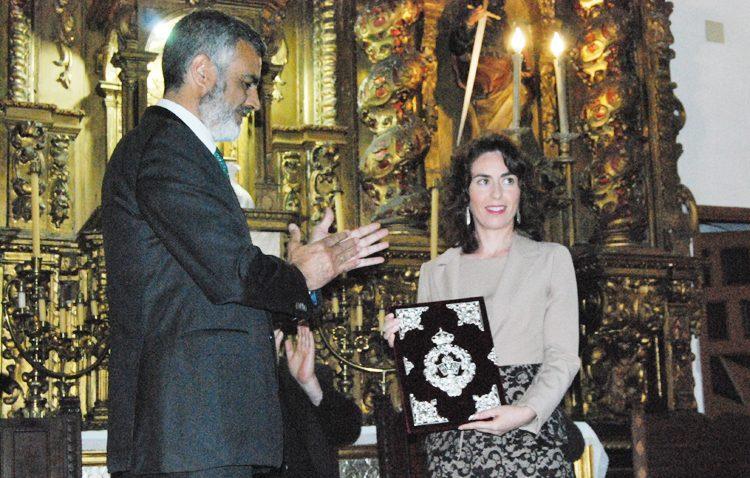 María Luisa Tagua pronuncia esta semana la exaltación eucarística
