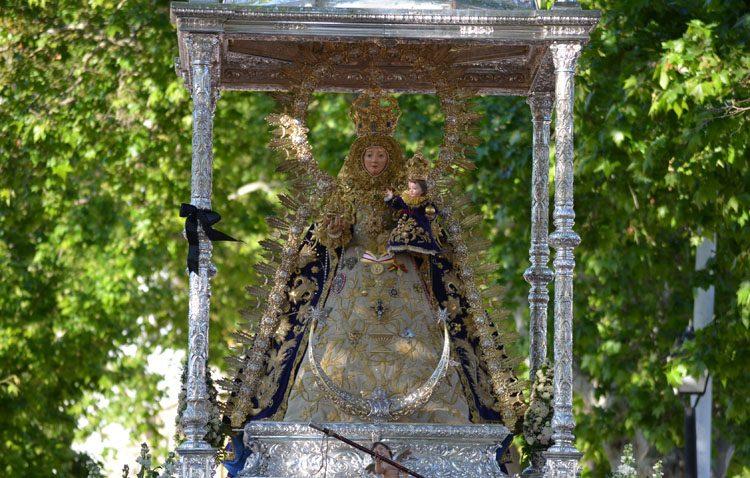 Utrera se prepara para conmemorar un año más la coronación canónica de su patrona
