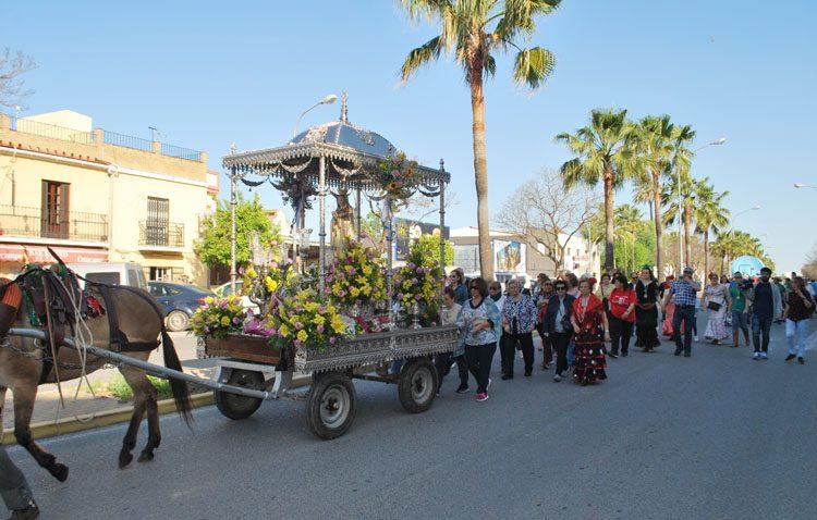 La hermandad de Fátima prepara un año más su tradicional romería