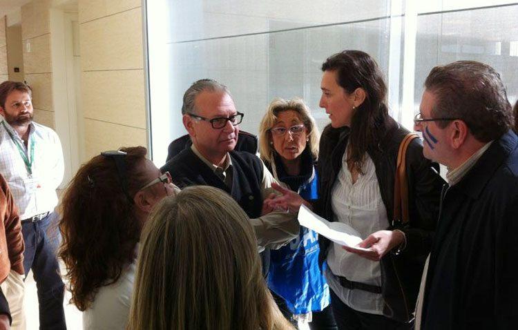 El sindicato Satse denuncia «irregularidades» en la contratación de personal en el hospital de Utrera