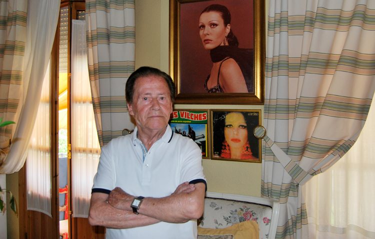 El bailarín utrerano Antonio Vilches lamenta «que mi pueblo no me haya dado un homenaje»