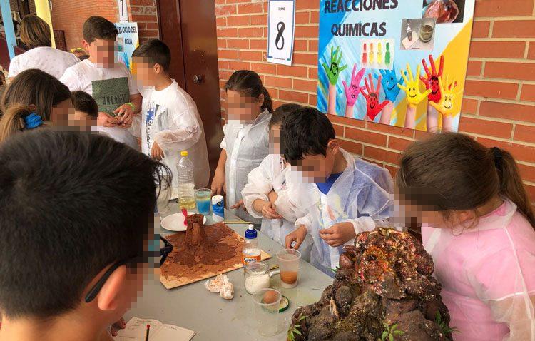 Una manera diferente de aprender ciencia en el colegio La Fontanilla