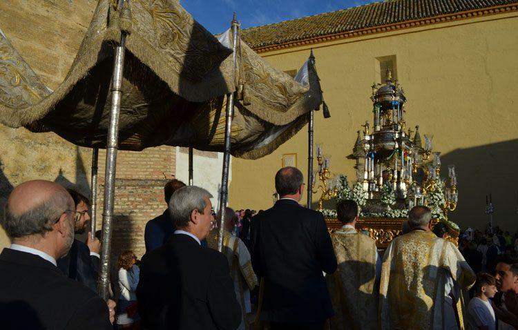 El «Corpus Chico» cerrará con novedades el ciclo de procesiones eucarísticas en Utrera