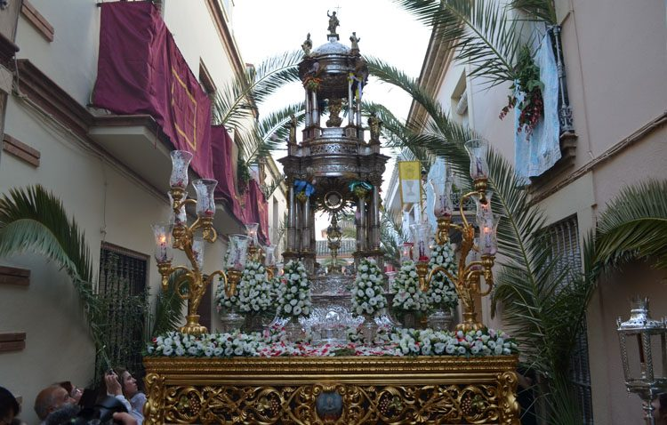 La hermandad sacramental del Redentor Cautivo plantea una procesión extraordinaria el 24 de octubre en Utrera
