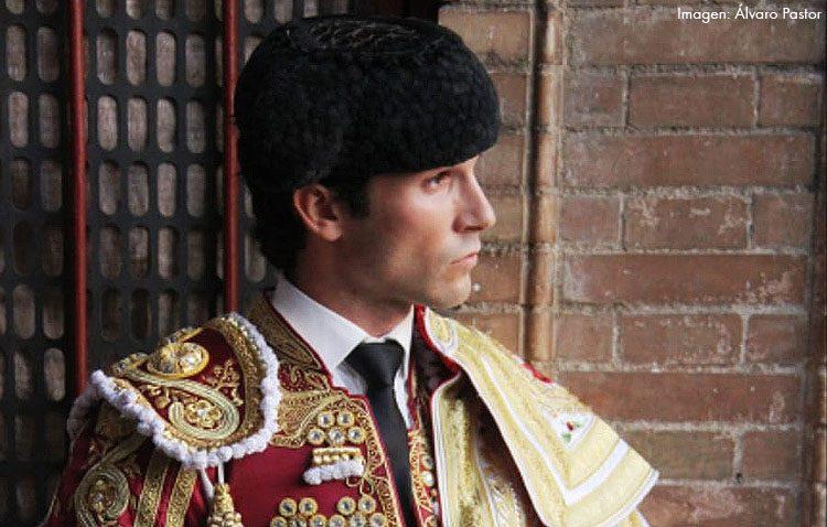 Curro Durán dejó muestras de su buen concepto en la Maestranza