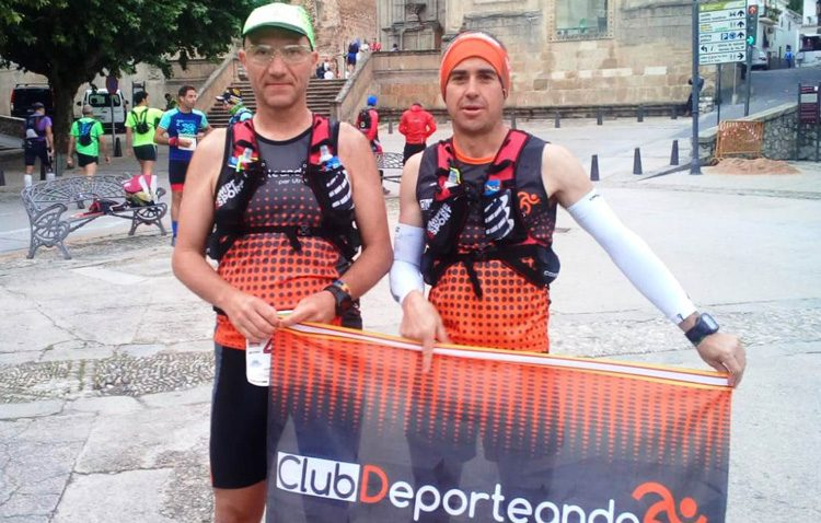 El club Deporteando por Utrera, presente en la «Maratón Trail Bosques del Sur – Cazorla»