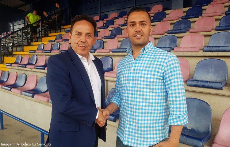 El utrerano Francis Montoya, nuevo técnico del Atlético Dos Hermanas
