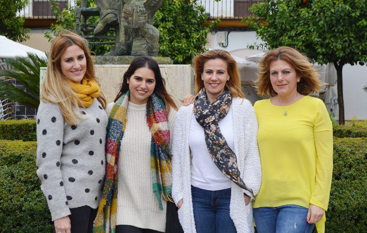 «María Coraje», un colectivo para ayudar a las mujeres utreranas