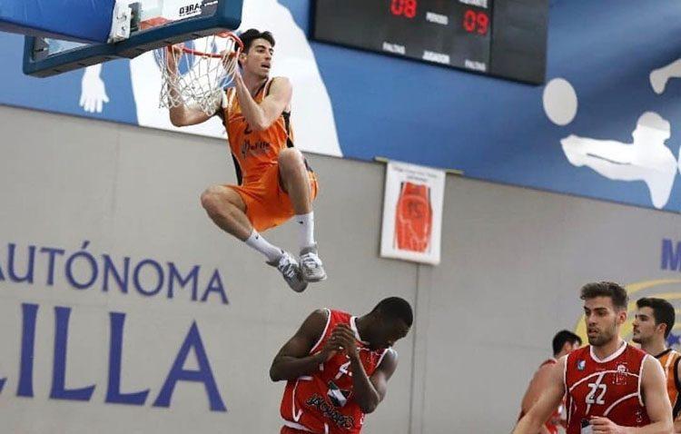 El Club Baloncesto Utrera firma al alero Nacho Giráldez