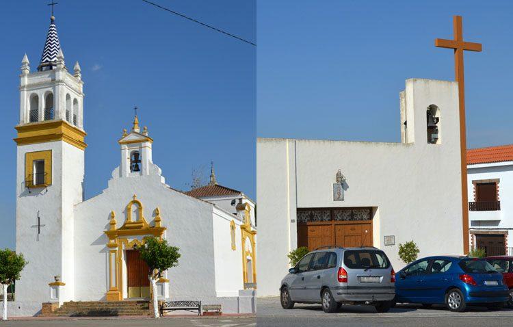 Histórico cambio de párroco en Guadalema de los Quintero y El Palmar de Troya