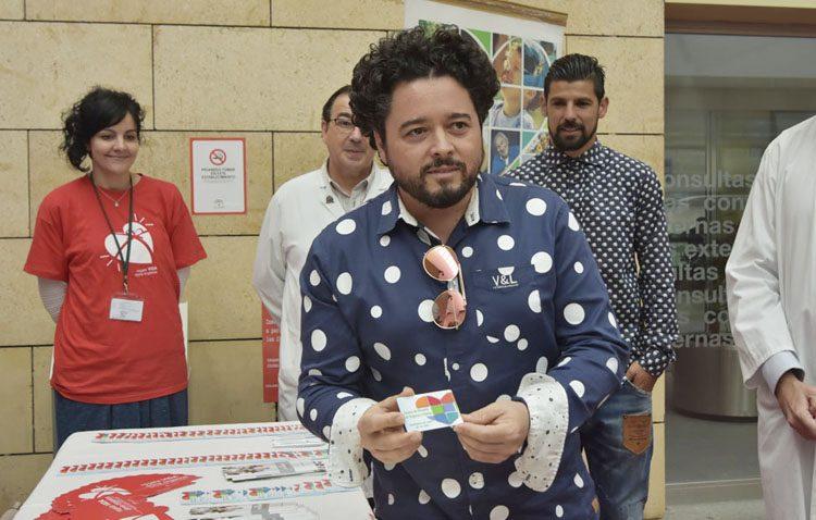 El flamenco de Rafael de Utrera para apoyar las donaciones de órganos