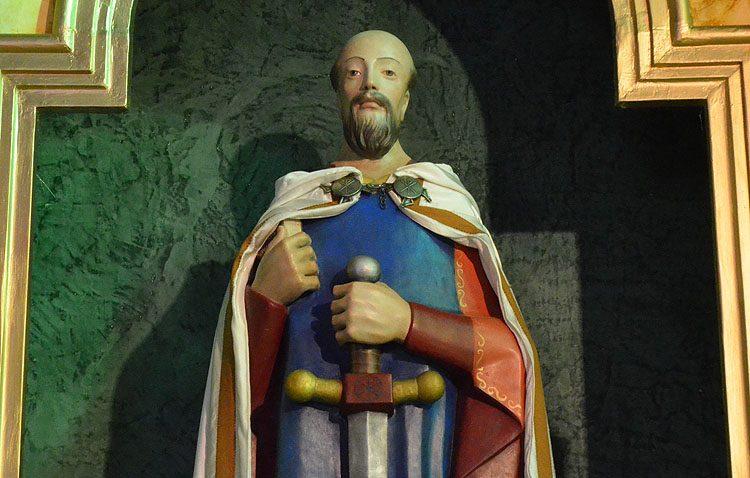 Procesión de San Pablo en Trajano