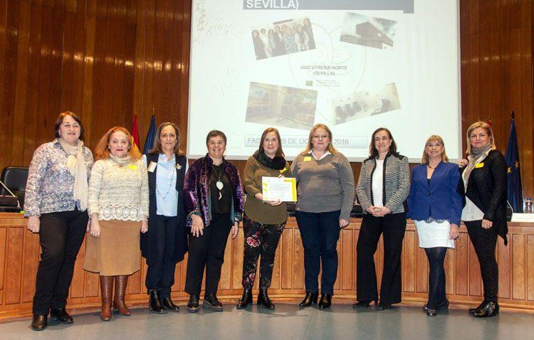 El centro de salud Utrera Norte, primero de la provincia en recibir un reconocimiento internacional por el fomento de la lactancia materna