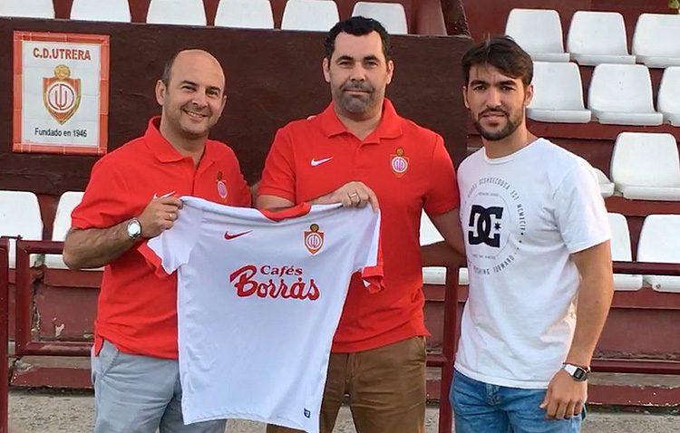 Víctor Copado, nuevo entrenador del Utrera Atlético