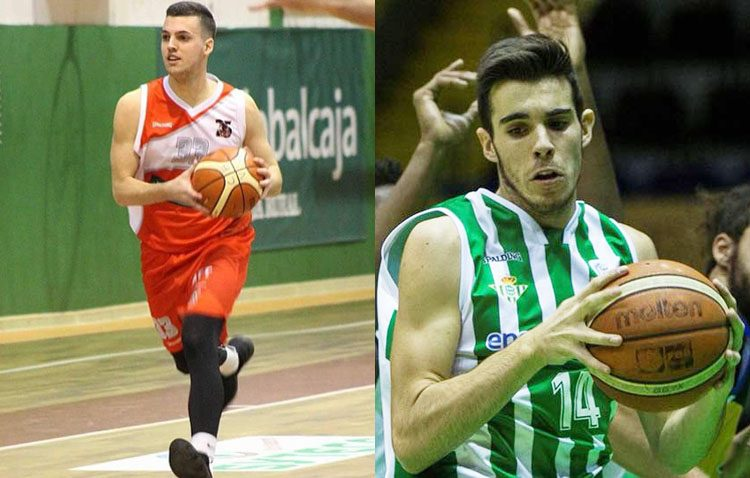 El Club Baloncesto Utrera añade dos nuevos refuerzos a la plantilla