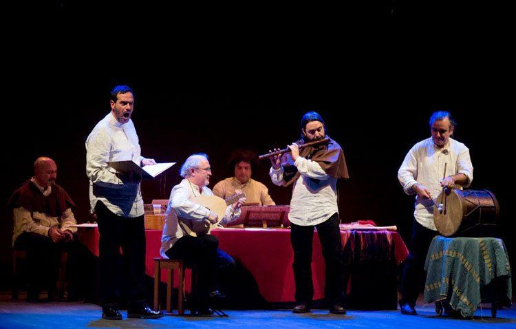 La Casa de la Cultura retoma el ciclo de conciertos con la música medieval de Artefactum