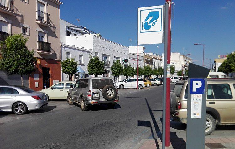 El gobierno local de Utrera aprobará el viernes la derogación de la zona azul en la calle Molares