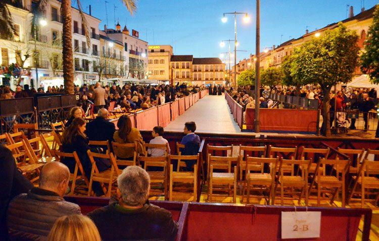 Revolución en la Semana Santa de 2019 tras dar vía libre el Ayuntamiento de Utrera a la ampliación de la carrera oficial
