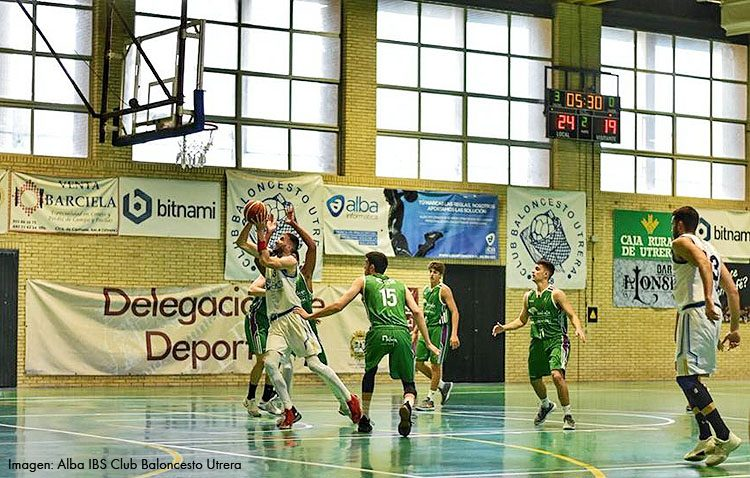 El Club Baloncesto Utrera se enfrentará en su primer partido de liga al Real Betis Energía Plus