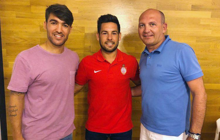 Javi Medina formará parte del proyecto del C.D. Utrera para la próxima temporada