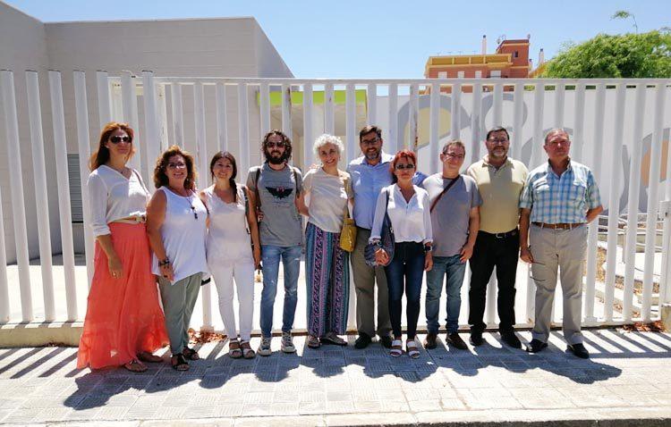La guardería de Campoverde tendrá por fin uso al convertirse en la nueva sede del colegio «Maruja de Quinta»