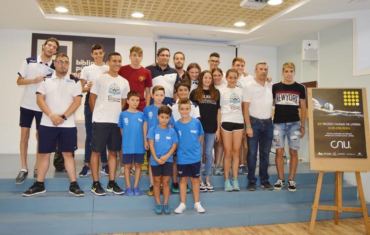El mes de septiembre acogerá una nueva edición del trofeo de natación «Ciudad de Utrera»