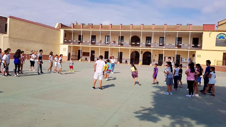 Un verano lleno de actividades en valores para los chavales del proyecto «Oberti»