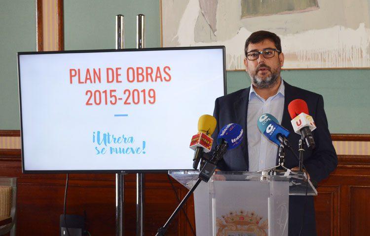 Un plan de obras destinará 10 millones de euros a mejoras en barrios e infraestructuras
