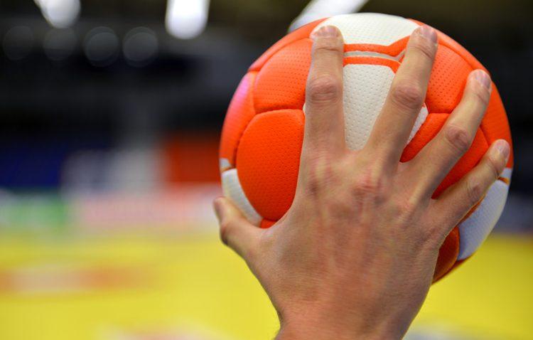 Trofeo de balonmano en el pabellón de Vistalegre
