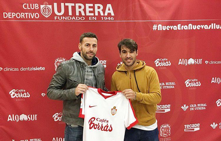 Brachi deja el Club Deportivo Utrera por problemas en un tobillo