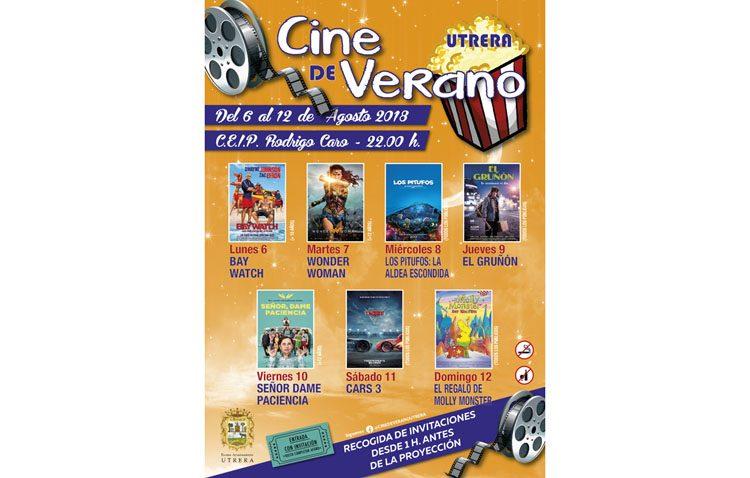 Tercera semana de proyecciones en el cine de verano
