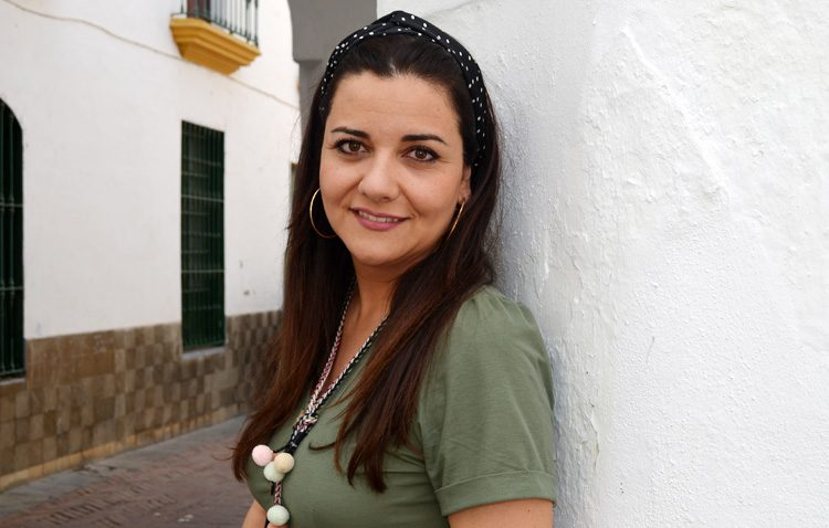 Consolación Ayala, una utrerana que luchó por conseguir hacer realidad su sueño de ser diseñadora de moda flamenca