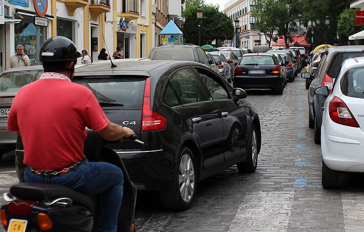 El parque móvil de Utrera ya supera los 36.000 vehículos, suponiendo 1,5 por cada vivienda