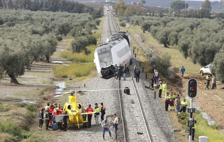 Tres días de corte ferroviario entre Utrera y Arahal para mejorar la vía